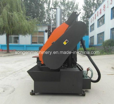Double-Column Horizontal Band Saw Machine,