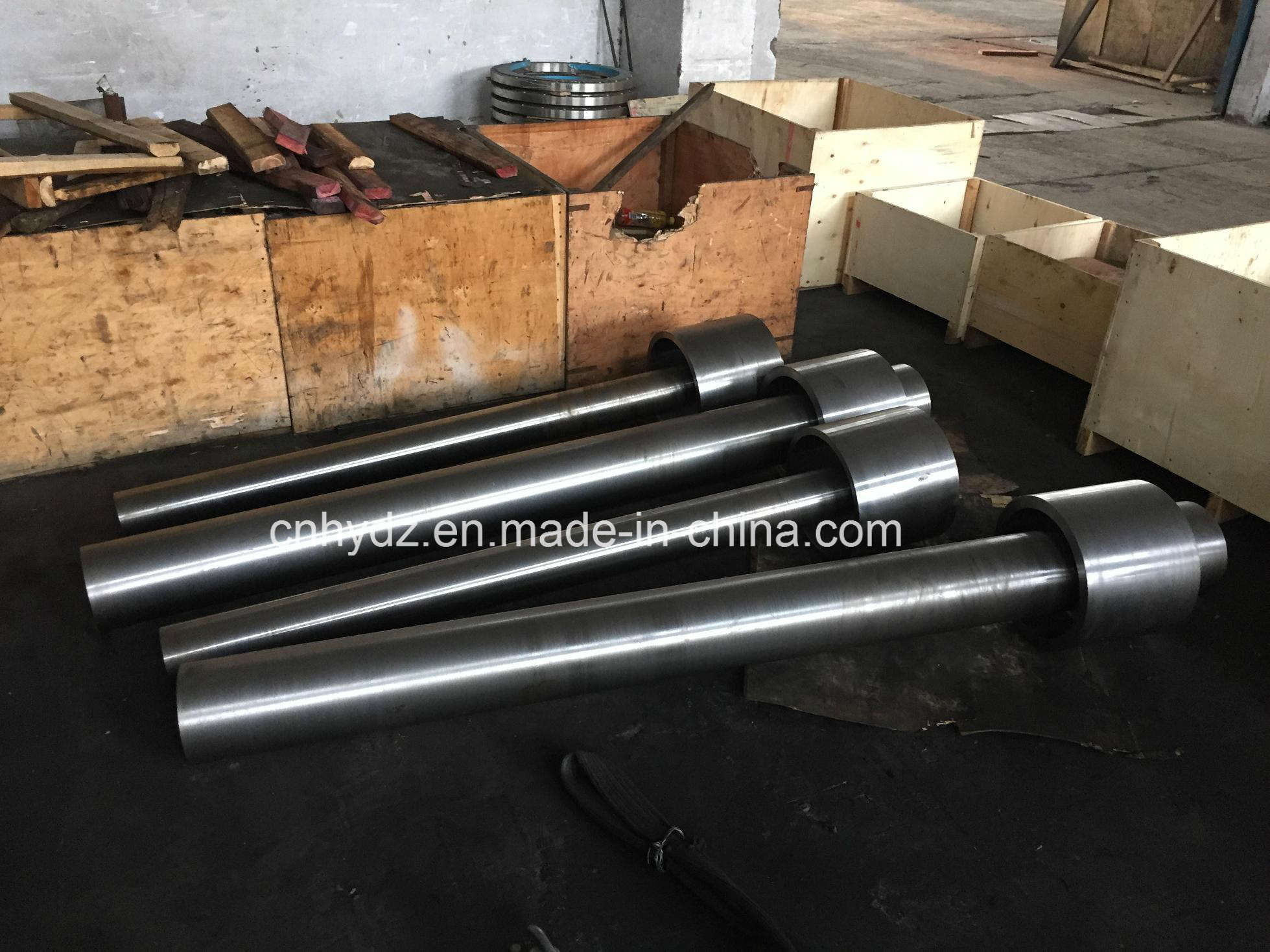 Material 25crmo4 Hot Forged Shaft