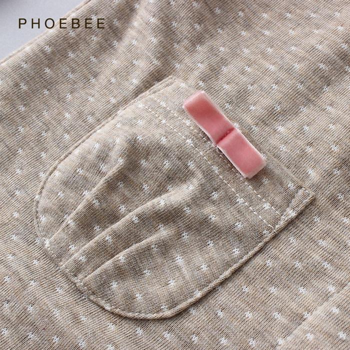 Phoebee Wholesale Fashion Spring/Autumn Children Garment for Girls