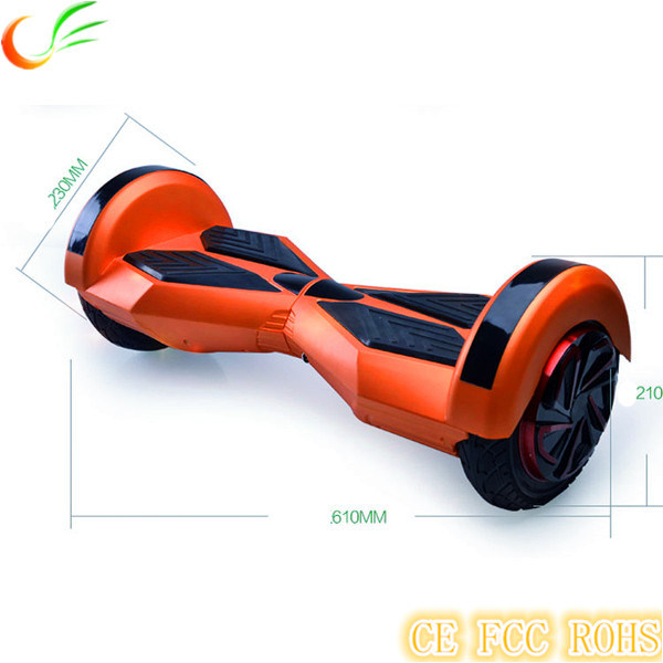 Self Balancing Electric Scooter Flashing Stand up Unicycle