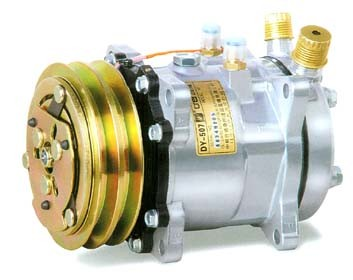 SD5 Series Auto A/C Compressor