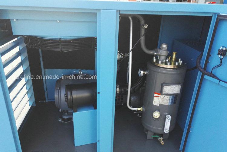 BK15-8 20HP 84CFM/8BAR Belt Connecting AC Screw Air Compressor