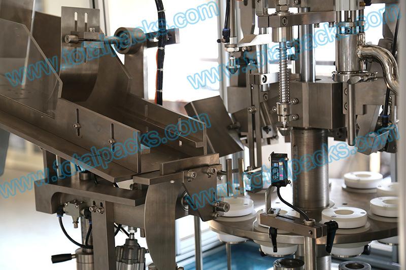 Automatic Plastic Tube Filling Sealing Machine (TFS-200A)