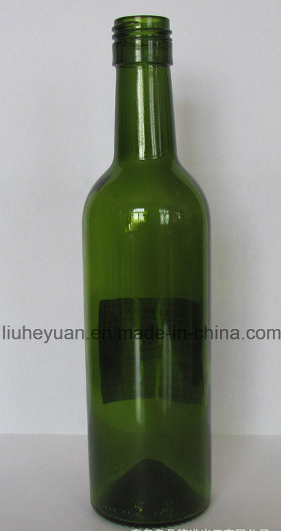 375ml Brown, Thread Lipstick Wine Bottle
