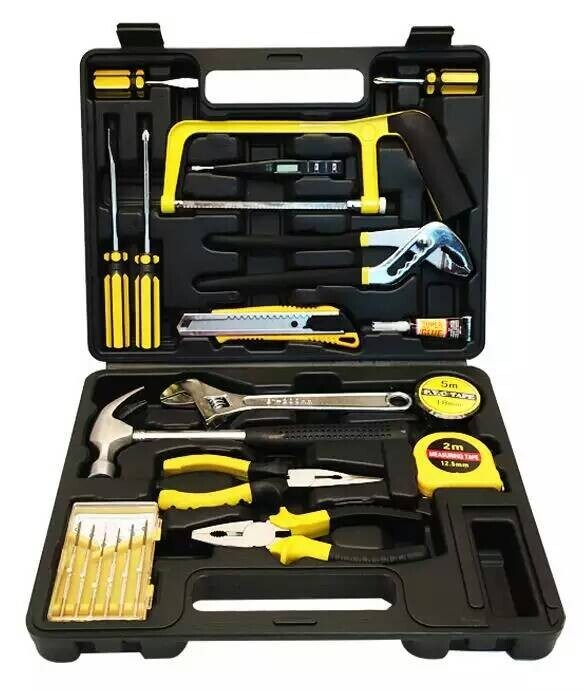 Combination Hand Tool Kit, Hand Tool Set