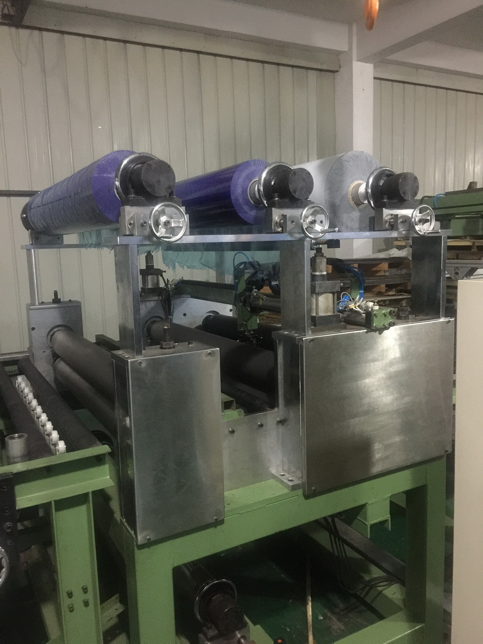 Automatic Laminator for Film Protection (PVC Coating Machine)