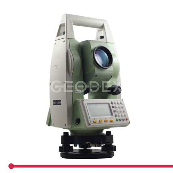Topographic Construction Easy Total Station Reflectorless Measuring Distance 650m