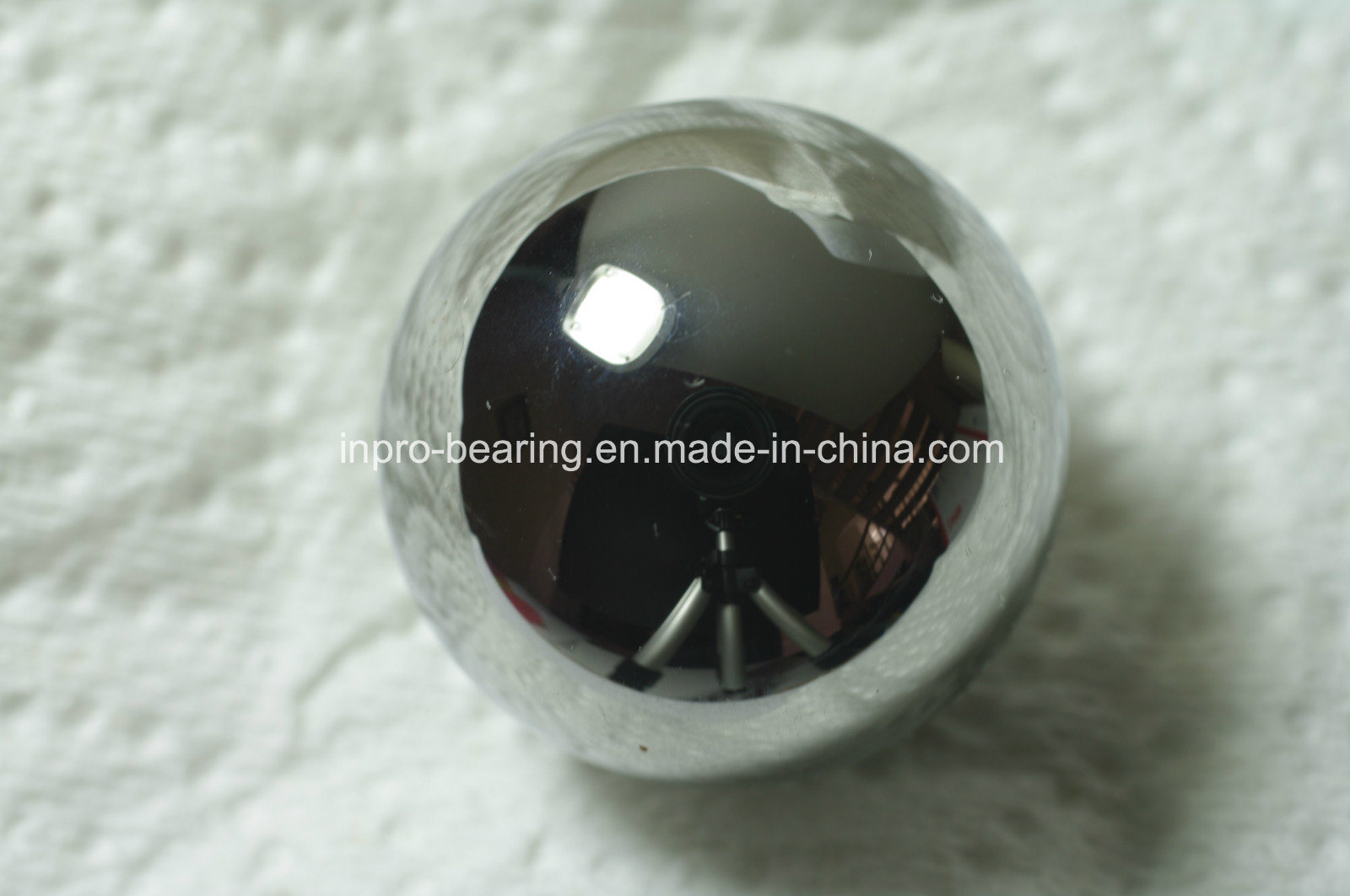 Stainless Steel Ball/Chrome Steel Ball 1.5-5mm