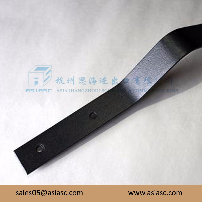 Staircase 32.25-Inch Black Iron Twist Artisan Balusters