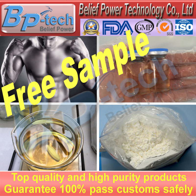 GMP Grade Steroid Raw Powder Test Cypionate Testosterone Cypionate CAS: 58-20-8