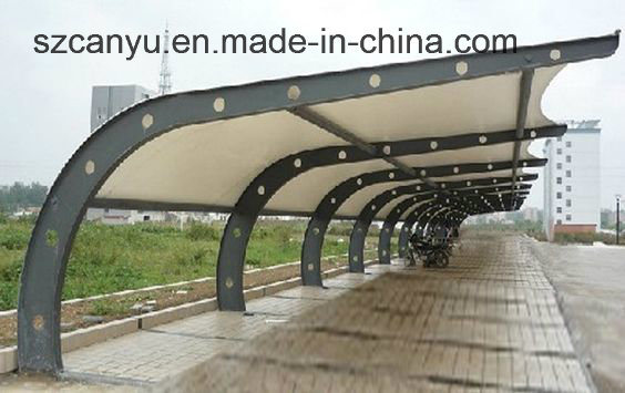 Permanent Carport Membrane Structure, Permanent Carport