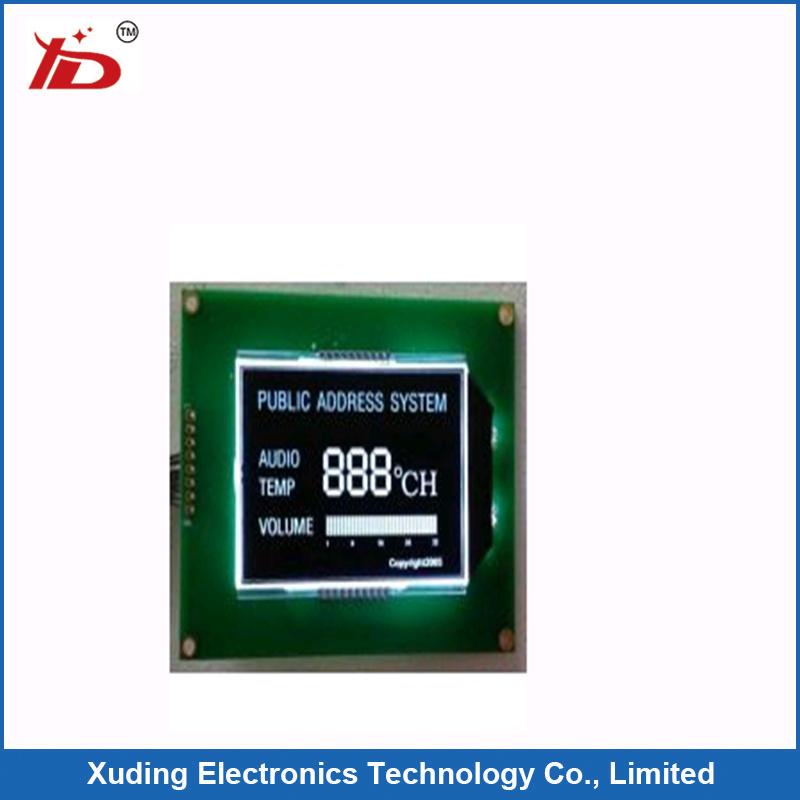 LCD Display Module Screen with Tn-LCD Display Mode