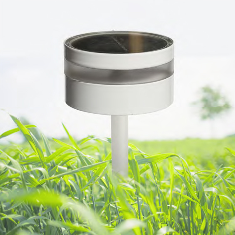 Outdoor Plastic Ss Solar Lawn Light LED Garden Path Light