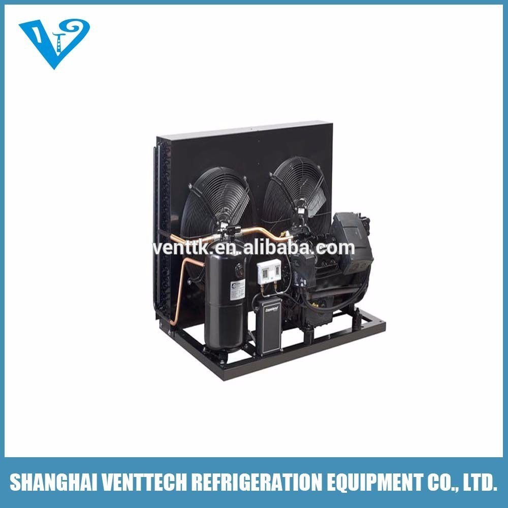 Monoblock Condensing Unit with V Type Condenser