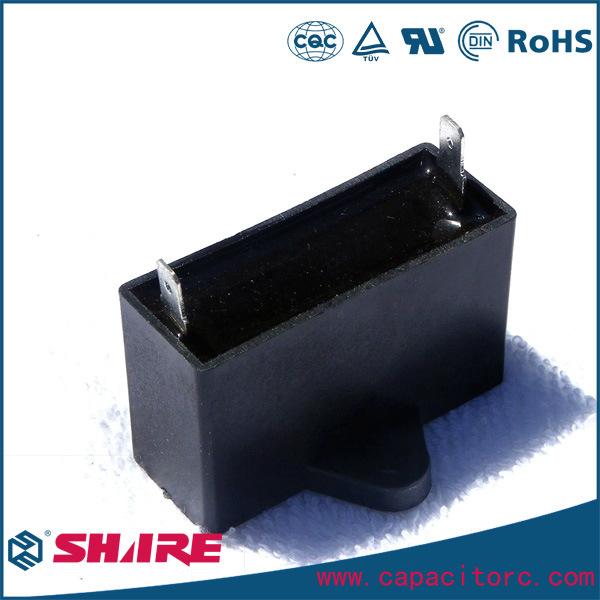 Metallized Polypropylene Film AC Motor Run Cbb61 Fan Capacitor