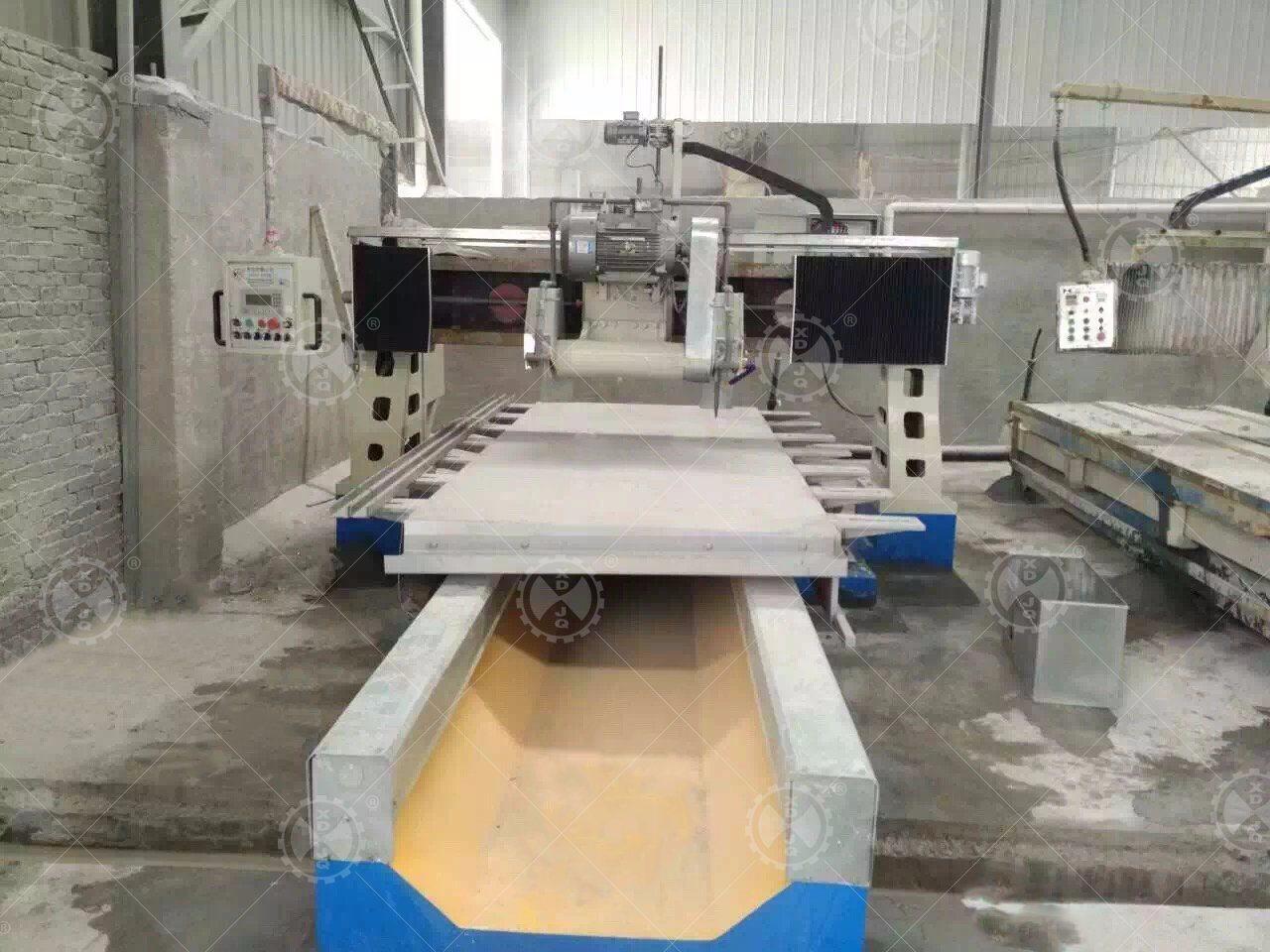 Cnfx-1800 Automatic CNC Stone Profiling Processing Machine