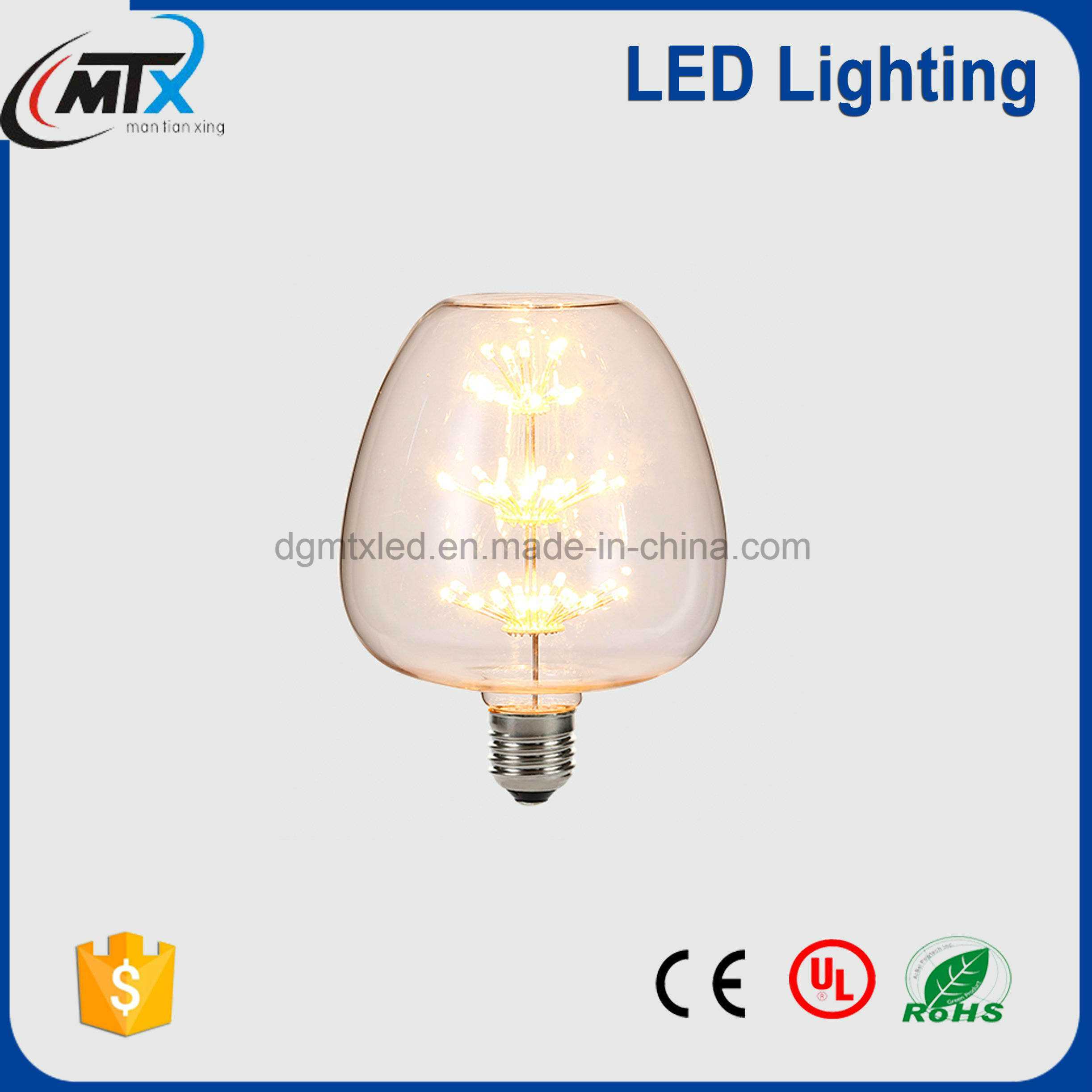 Best decorative E2 bulbs LED bulb for sale