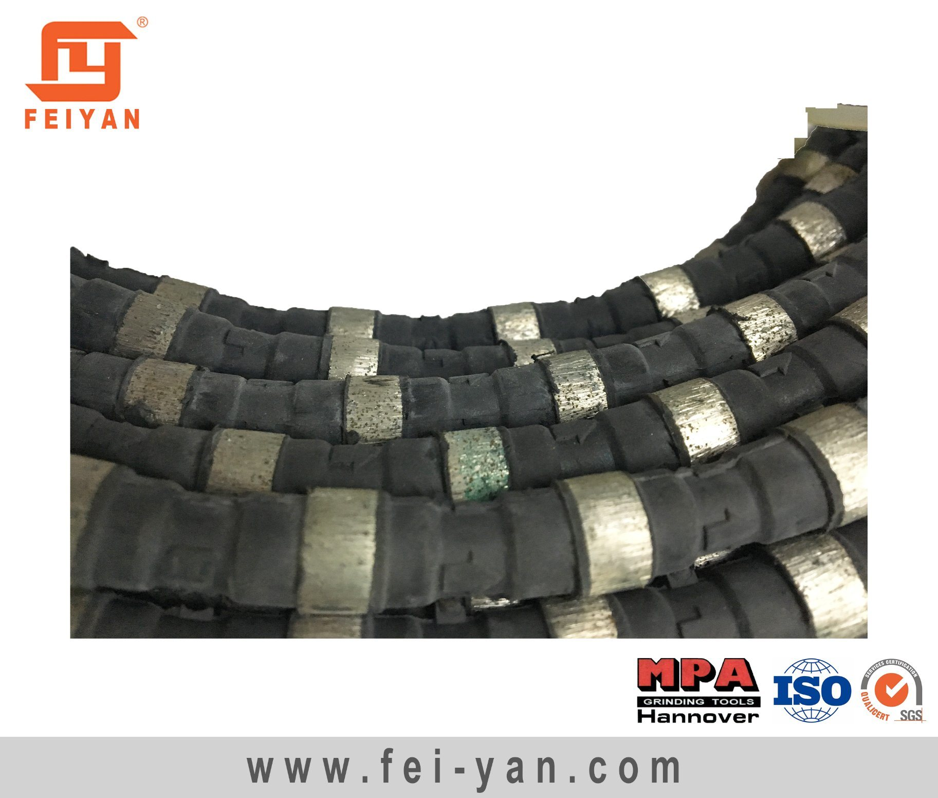 Diamond Wire for Reinforced Concrete