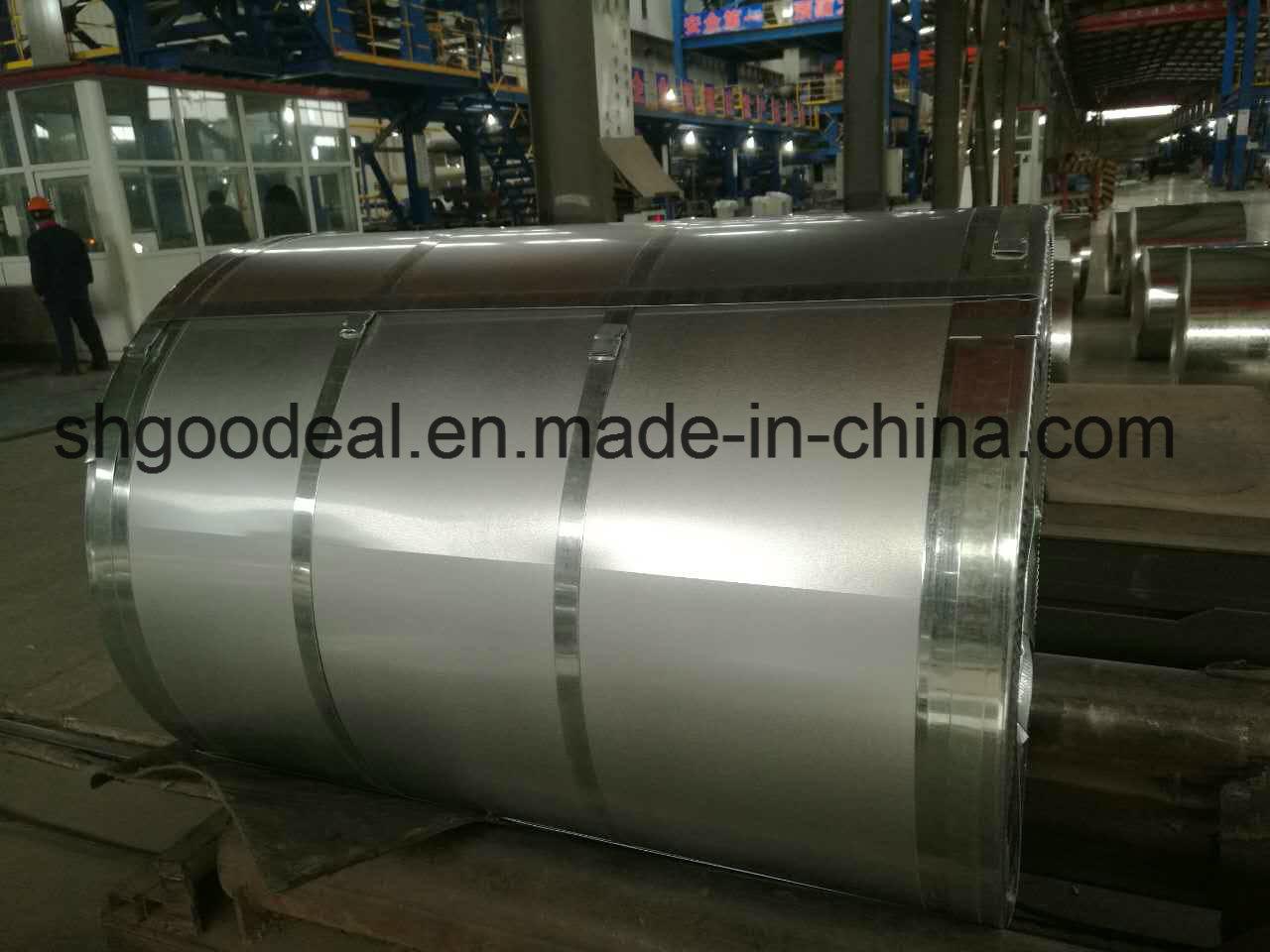 SGCC Regular Spangle Hot DIP Gi Galvanized Steel Coil