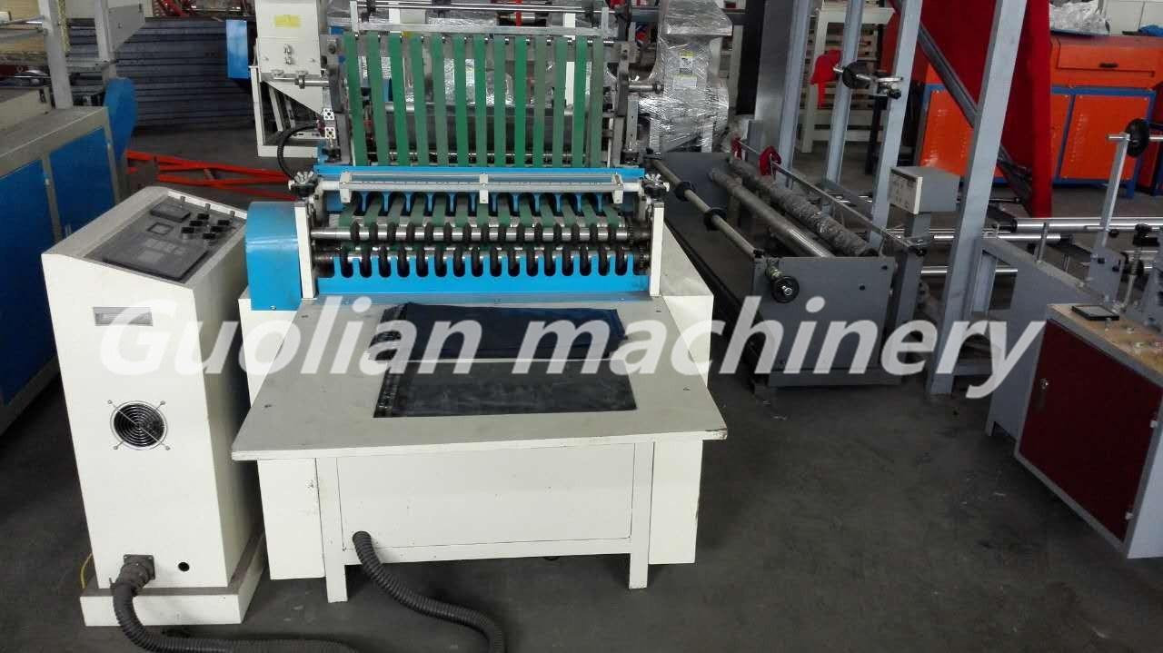 OPP Plastic Bag Side Sealing machine