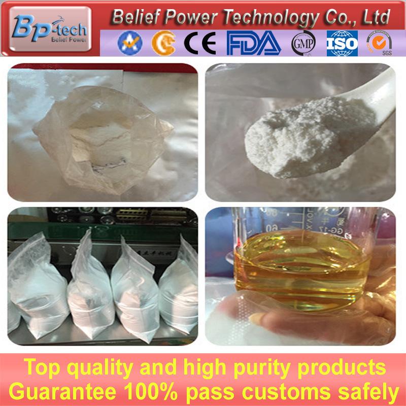 GMP Grade Steroid Raw Powder Test Cypionate Testosterone Cypionate CAS: 58-20-8
