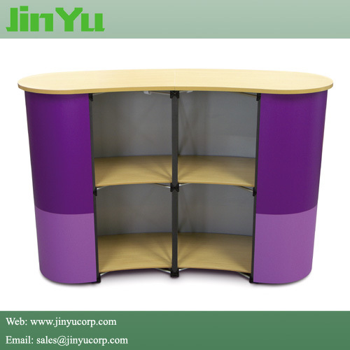 Lightweight Promotional Portable Pop up Counter