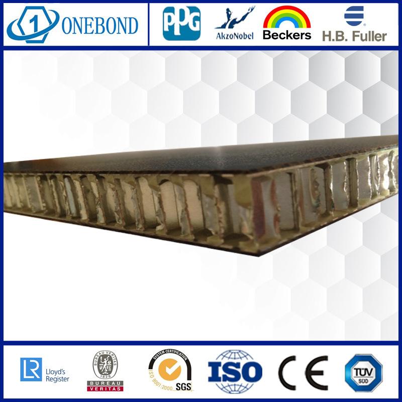 Onebond HPL Aluminum Honeycomb Panels for Toilet Partition