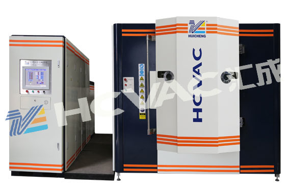 Magnetron Sputtering PVD Coating Machine for Spectacle Frame Titanium Coating