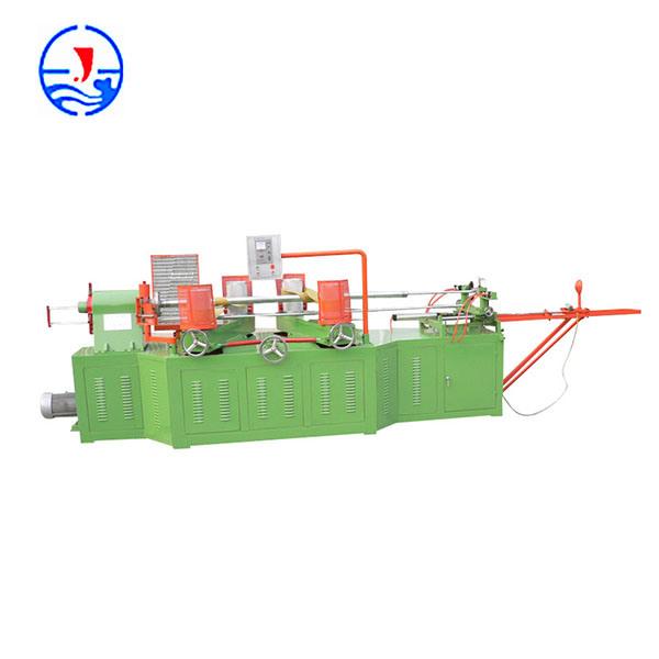 4-Head Screw Spiral Paper Tube Winding Machine