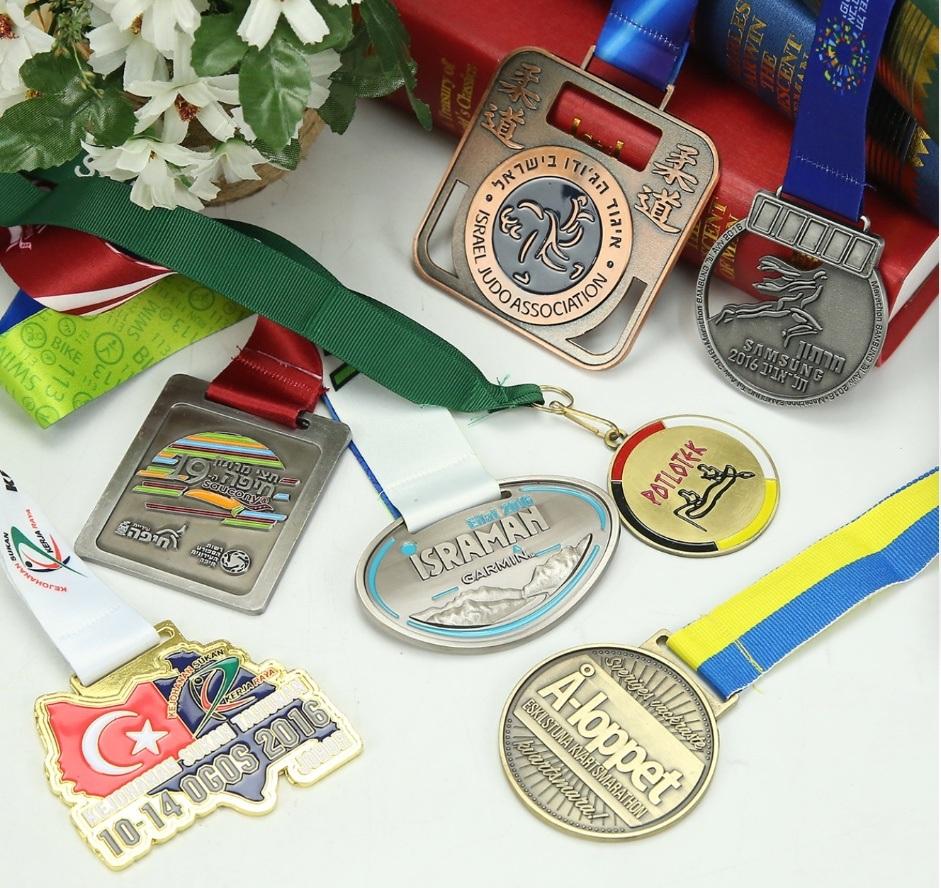 Casting Medal Custom Medal Enamel Medal