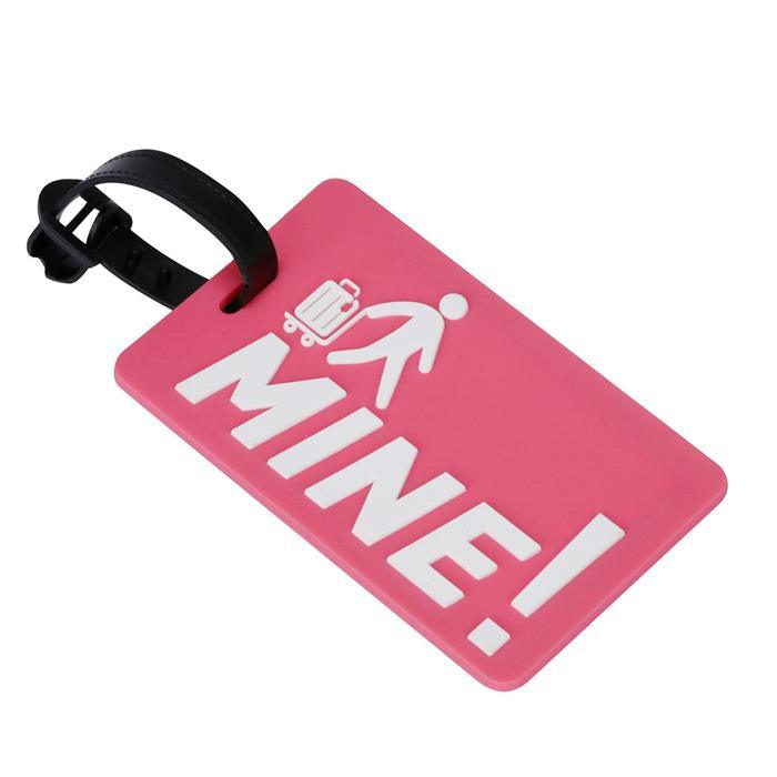 Fashion High Quality Luggage Label Travel Accessories