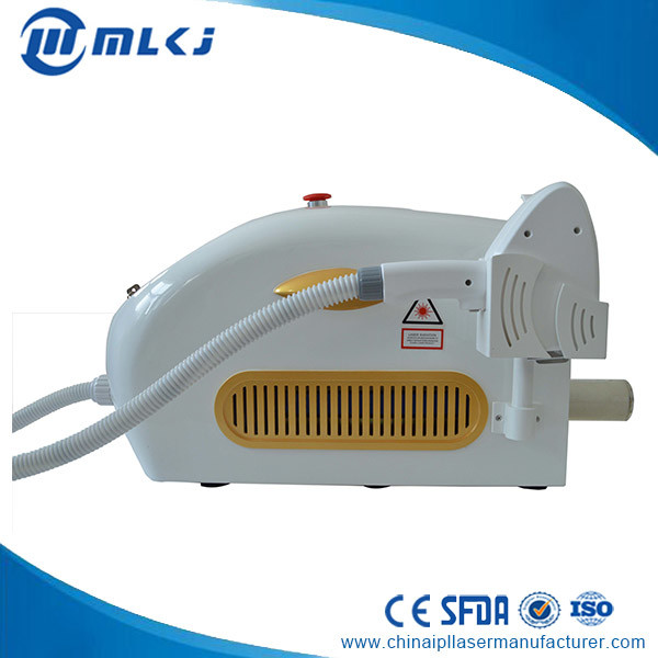 Mini Beauty Machine 808nm Diode Laser for Permanent Hair Removal