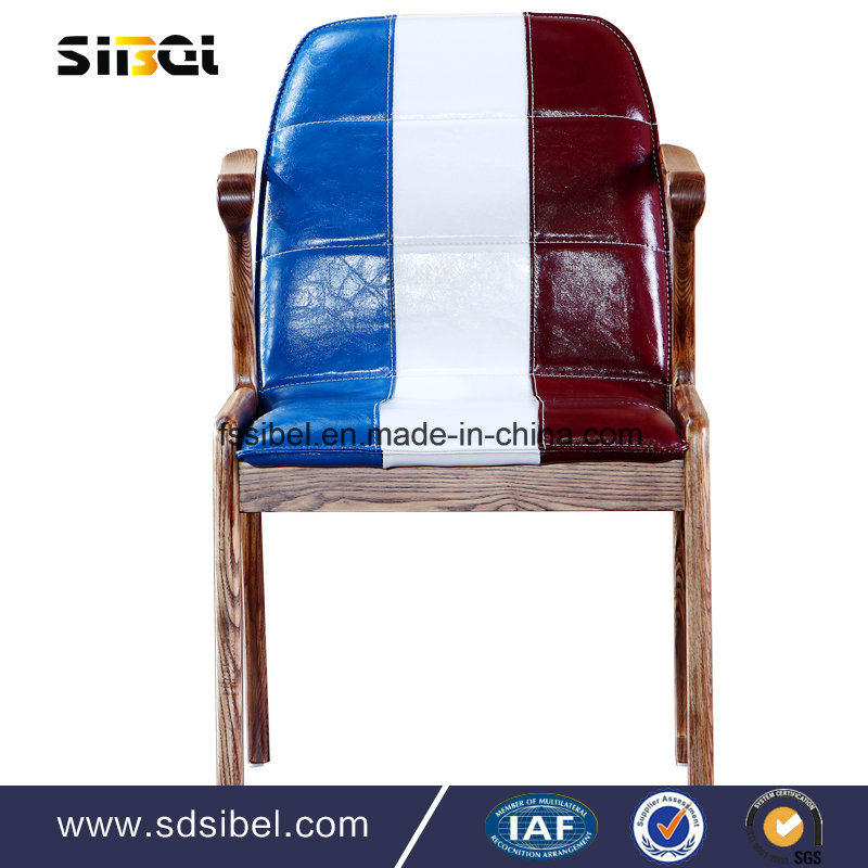 Modern Hotel Wood Dining Furniture Cafe Chair Sbe-Cy0345