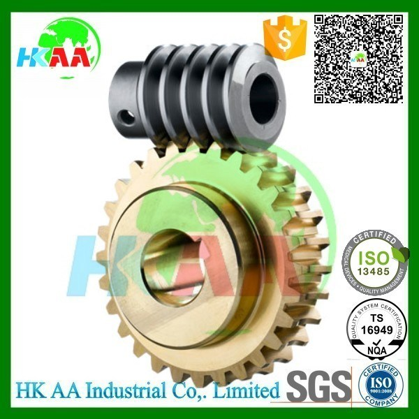 Ts16949 Standard Custom Design Worm Gear Set, Worm Wheel and Worm Gear Shaft