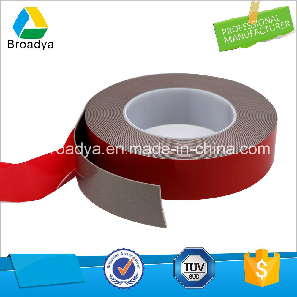 High Bonding Double Sided Acrylic Foam Vhb Adhesive Tape (BY3100C)