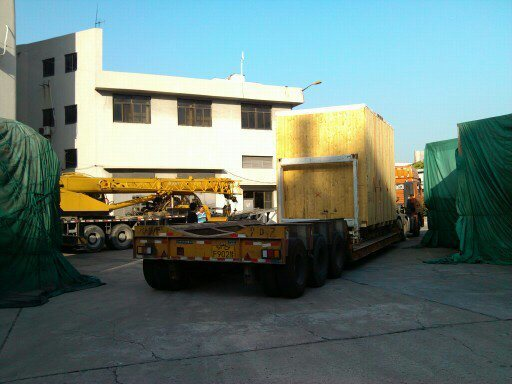 out of Gauge Container Shipping From Shanghai to Turkey