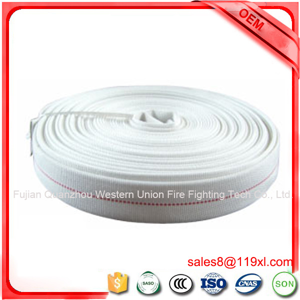 PVC Lined Fire Fighting Resistant Hose, Fire Hoses 6