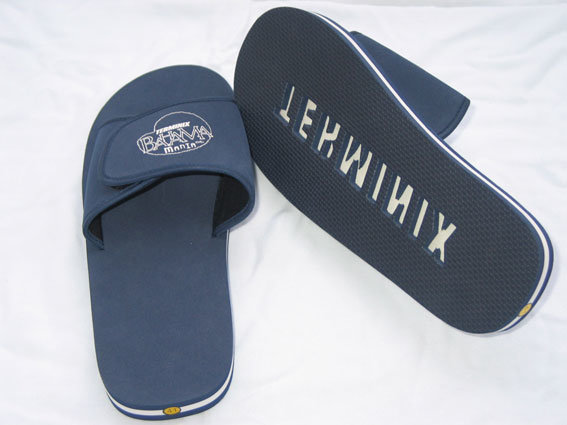 Mediterranean Ultra Sandal with Customer′s Embroidery Logo