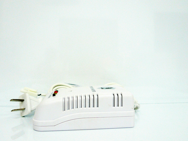 Home LPG Gas Alarm with Solenoid Valve for Kitchen Security