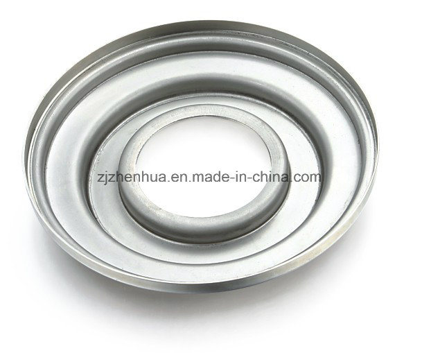 Sheet Metal Fabrication with Stainless Steel (Factory)