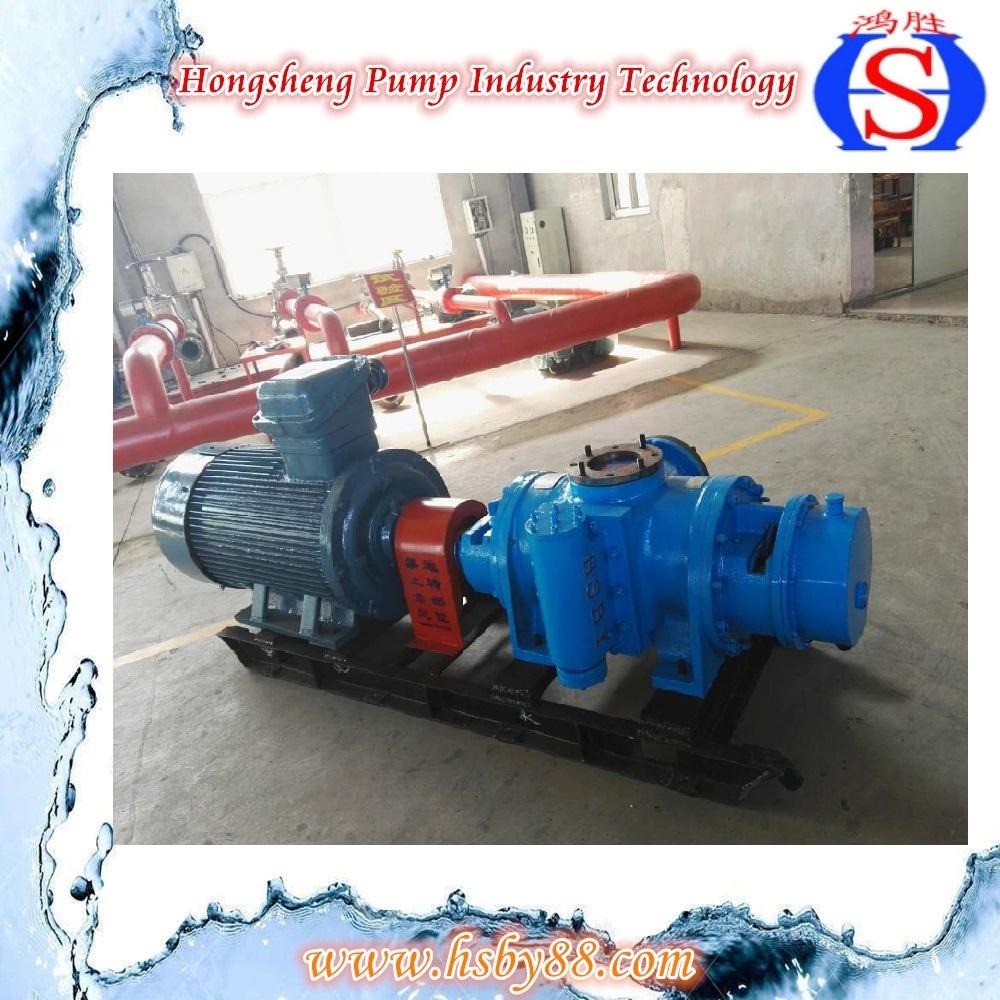 Diesel Engine Driven High Pressure Pump Screw Pump Fire Pump