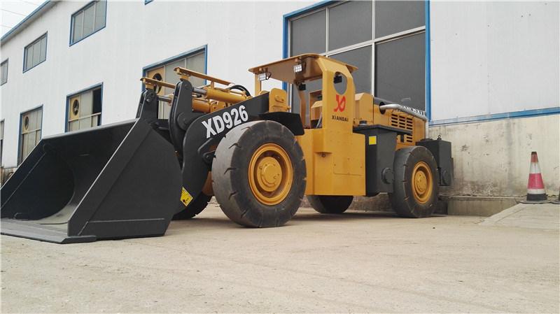 Xd926 Coal Mining Equipment (side sitting) 0.8m3 2.0 Ton