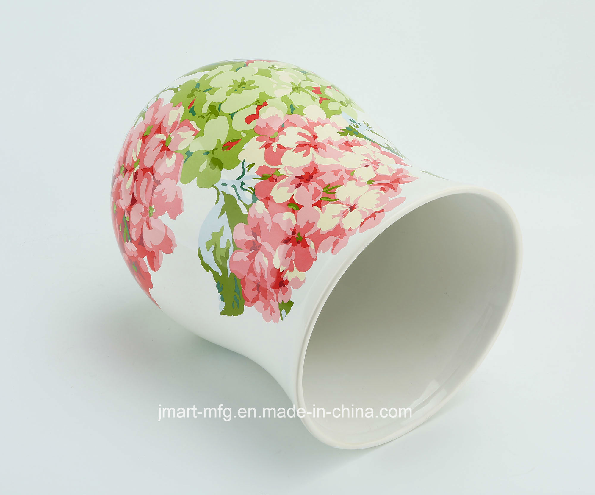Rolling Meadow Decal Ceramic Bathroom Accessory