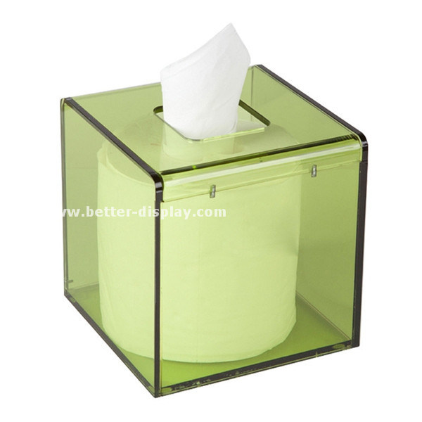 Acrylic Clear Plastic Napkin Holder
