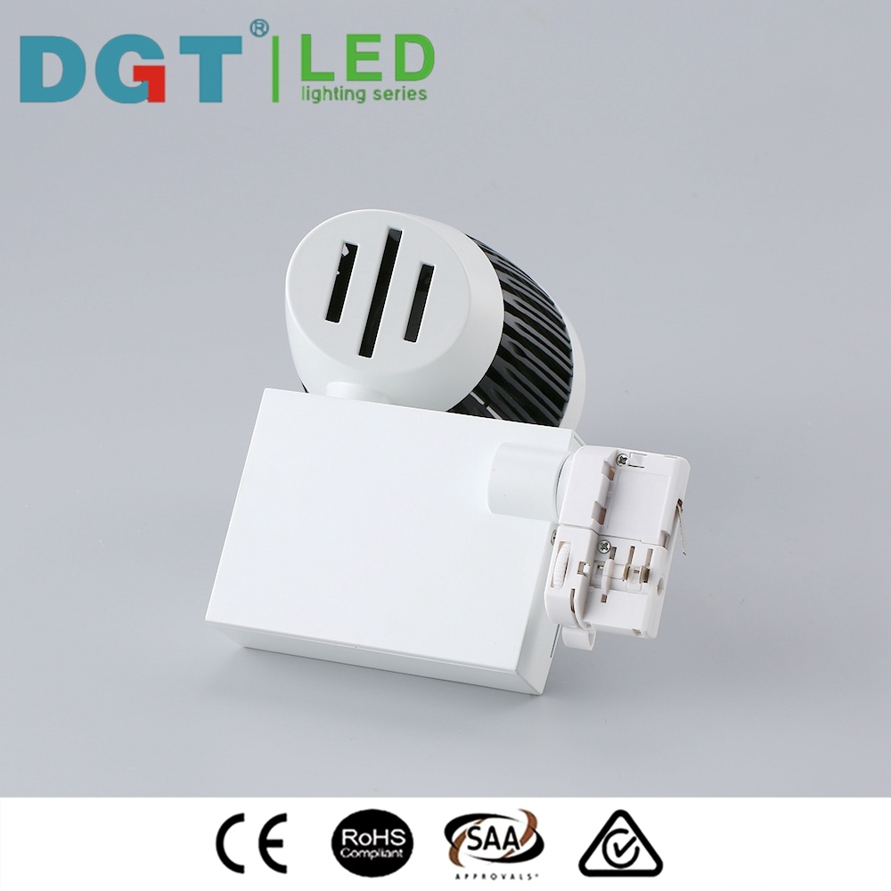 Brightness 2400lm COB 30W LED Track Light