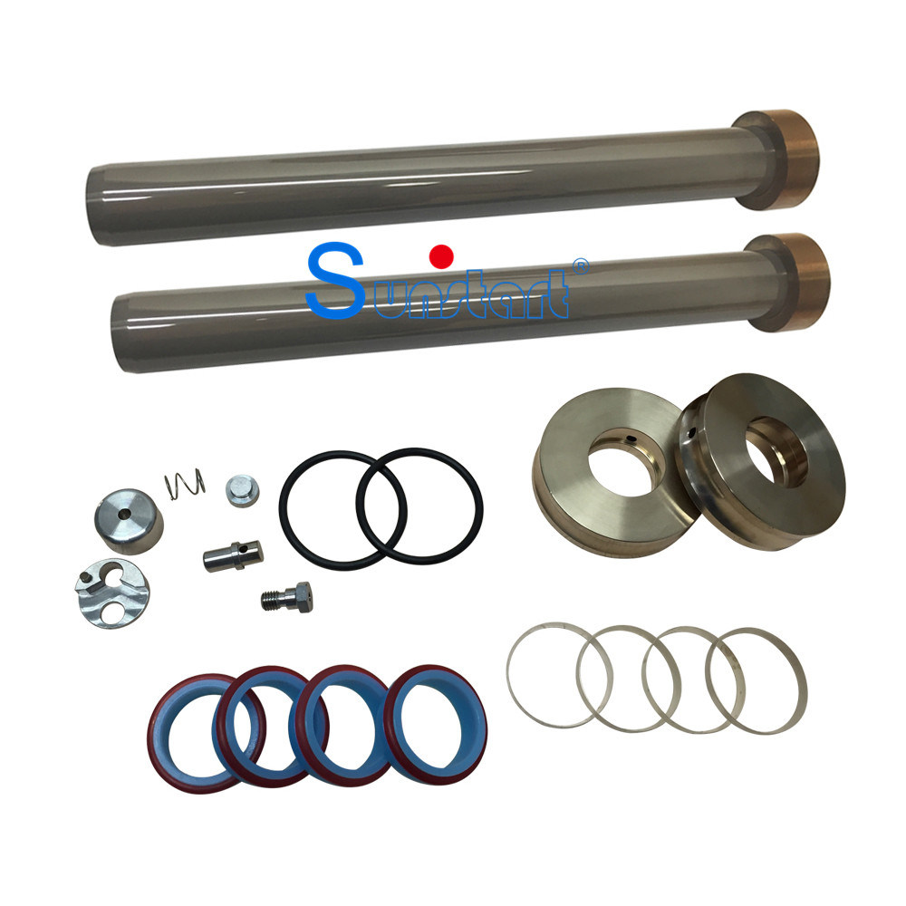 Flow Waterjet Cutting Machine Spare Parts Bronze Seal Backup Ring
