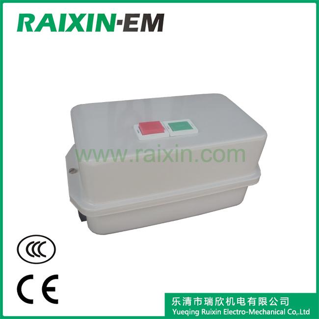 Raixin Le1-D95 Magnetic Starter AC3 220V 25kw (LR2-D3365)