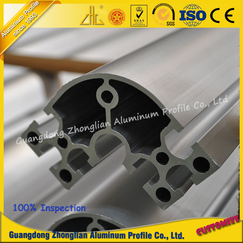 Industrial Aluminium Extrusion Profile Production Line for Assembly Workshop