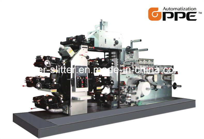 Graphic Label Printing Machine
