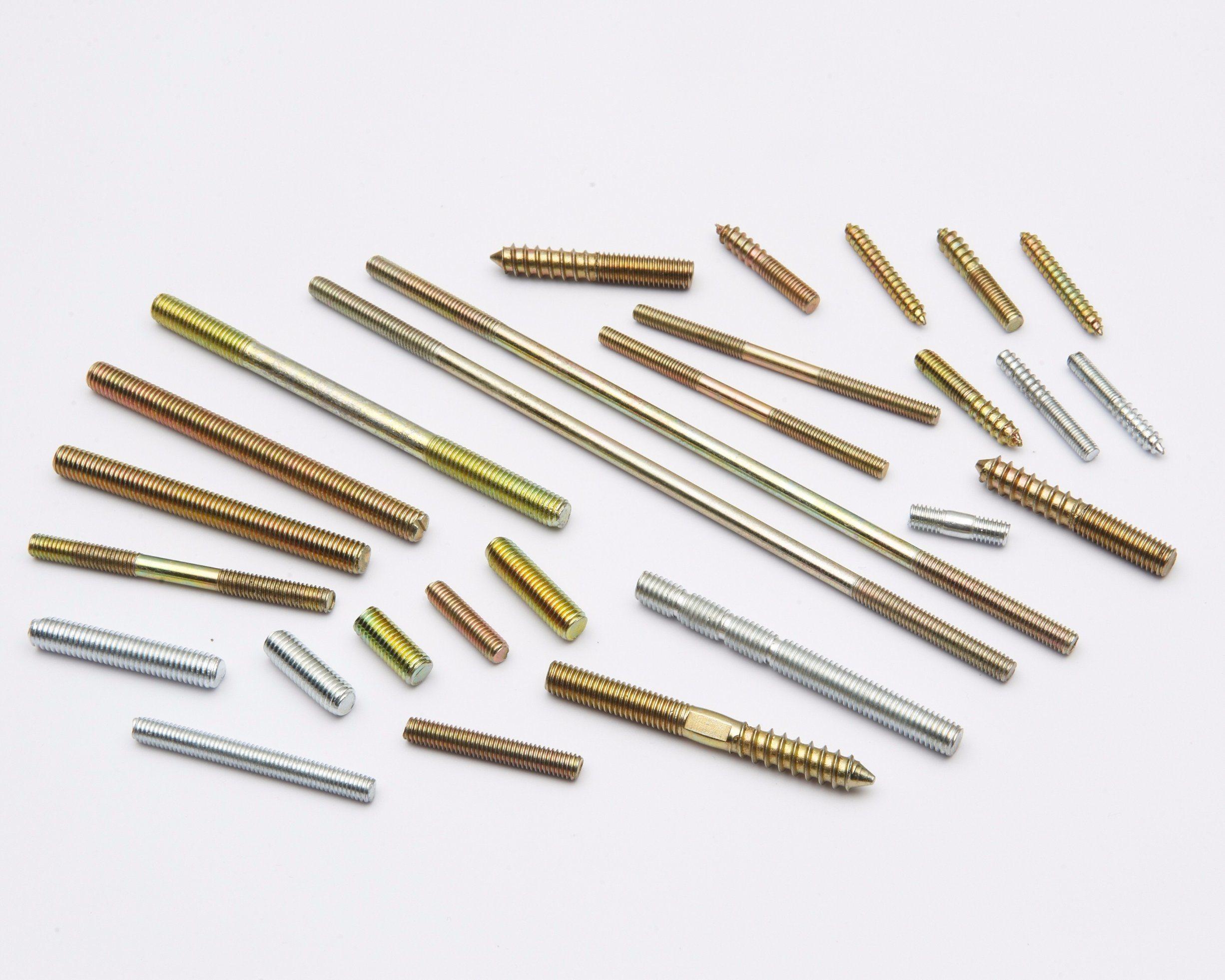 High Strength Steel, Hexagon Socket-Head Shoulder Screws, Class 12.9 10.9 8.8, 4.8 M6-M20, OEM